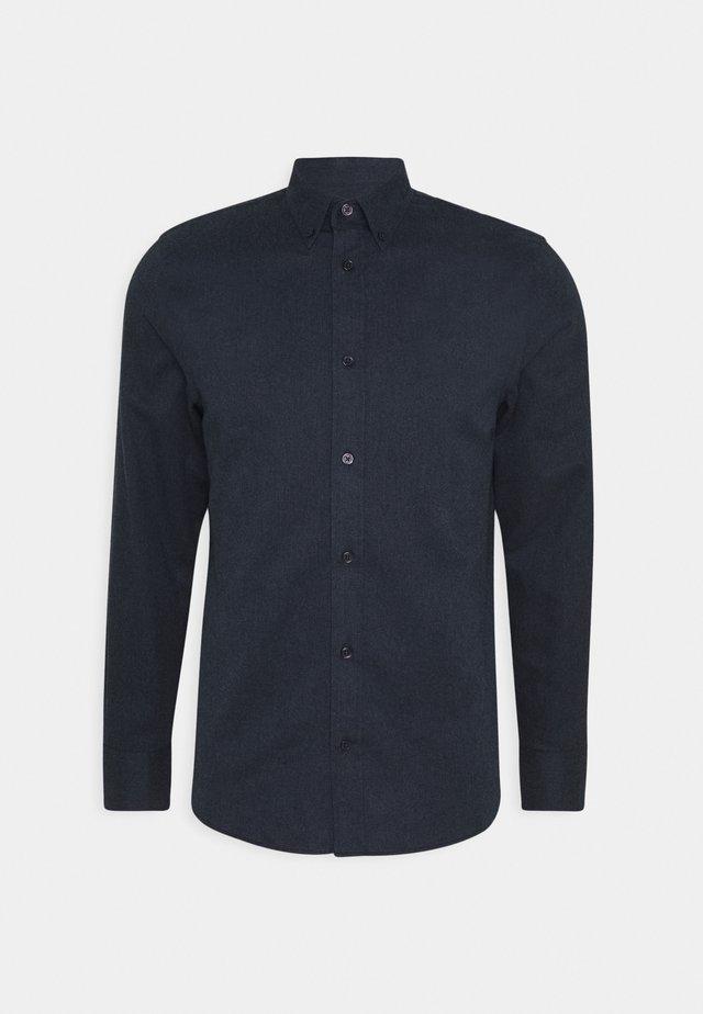 M. LEWIS - Shirt - dark blue