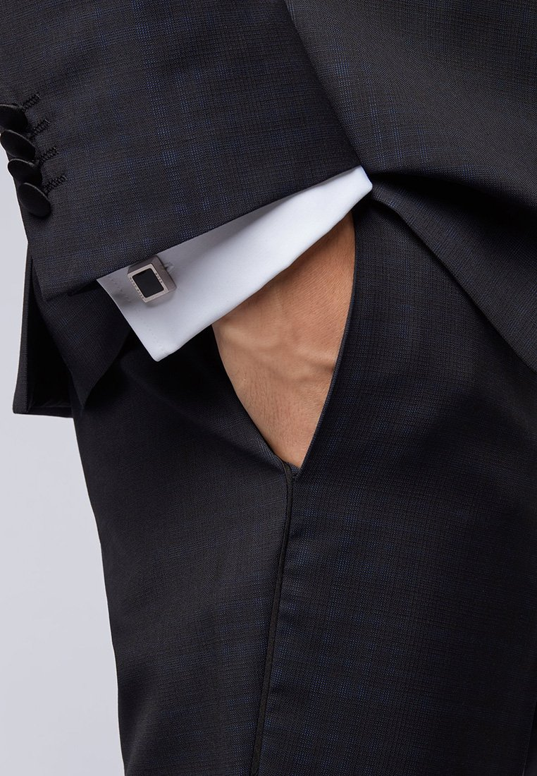 BOSS - FRANZISKO - Cufflinks - black
