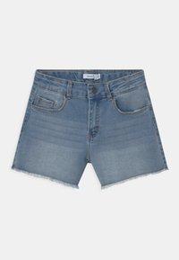 Name it - NKFRANDI MOM  - Jeans Shorts - light blue denim - 0