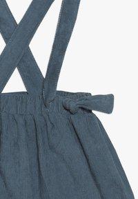 Turtledove - BRACER SKIRT BABY - Áčková sukně - denim - 3