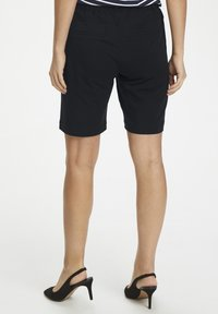 Kaffe - KAJILLIAN VILJA - Shorts - black deep - 2