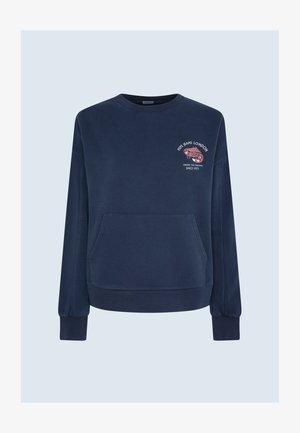 MONA - Sweatshirt - dunkel ozaen blau