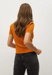 Mango - TELLON - Polo shirt - oranje - 2