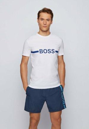 T-shirt imprimé - open white