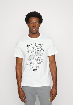 TEE HUMOR - T-shirts med print - white