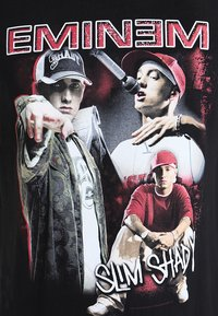 Mister Tee - EMINEM SLIM SHADY  - Print T-shirt - black - 3