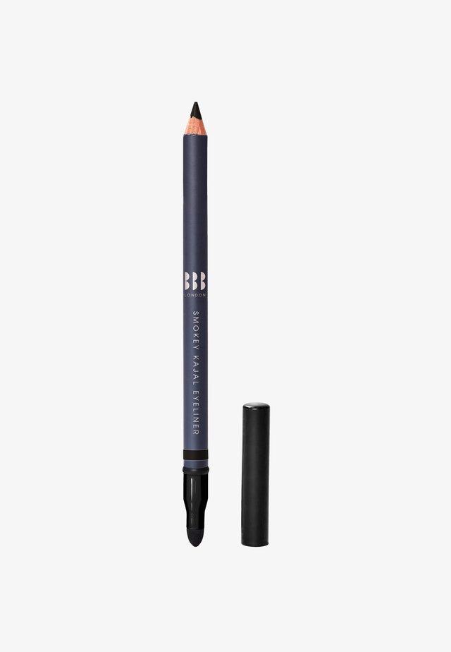 SMOKEY KAJAL EYELINER - Eyeliner - black