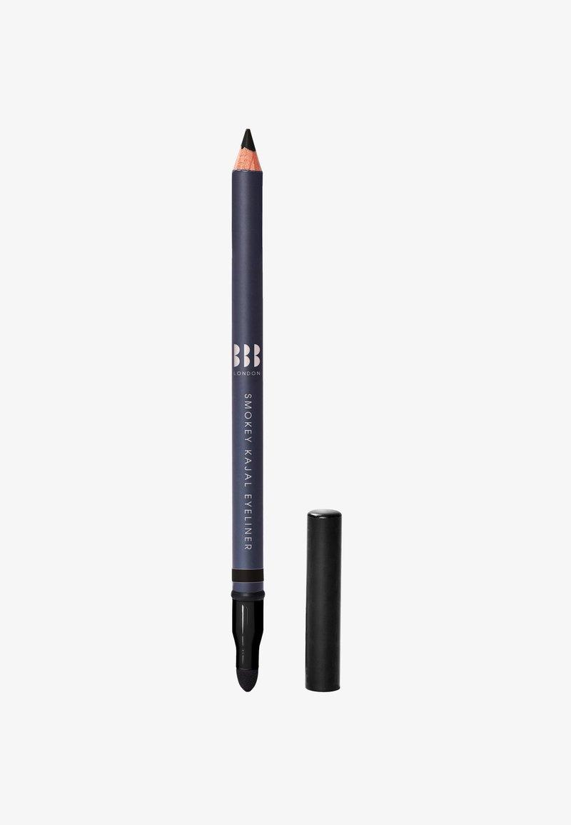 BBB London - SMOKEY KAJAL EYELINER - Eyeliner - black