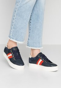 GANT - AURORA - Trainers - dark blue - 0