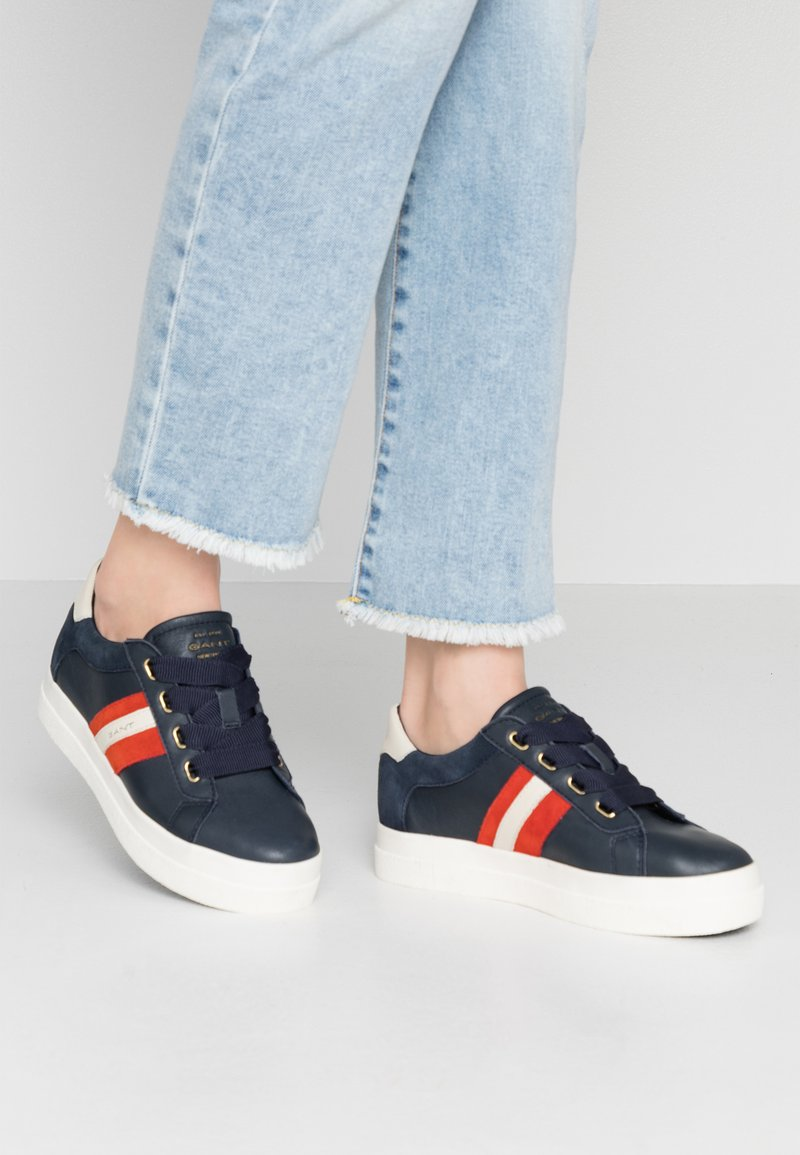GANT - AURORA - Trainers - dark blue