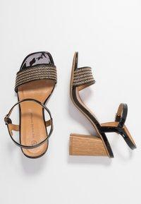 Divine Factory - High heeled sandals - noir - 3