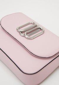 HUGO - PIPER MINI CROSSBODY - Borsa a tracolla - pink - 3