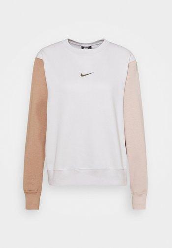 Sweatshirt - vast grey
