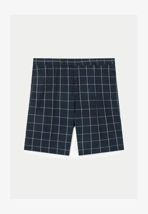 WINDOWPANE - Shorts - navy