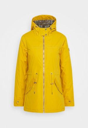 BRIGID - Zimní kabát - mustard seed