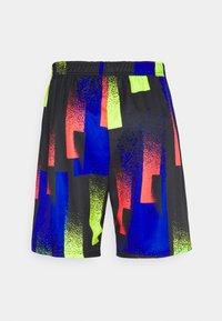 Nike Performance - DRY SHORT PRINT - Sports shorts - hyper royal/white - 1
