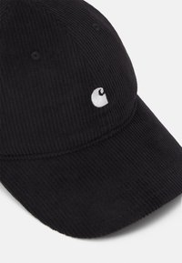 Carhartt WIP - HARLEM UNISEX  - Cap - black/white - 3