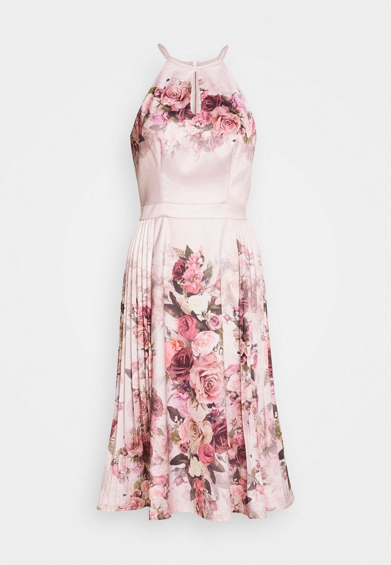 Chi Chi London - RAEANE DRESS - Occasion wear - mink