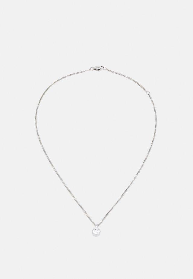 JEMMA NECKLACE - Halsband - silver-coloured