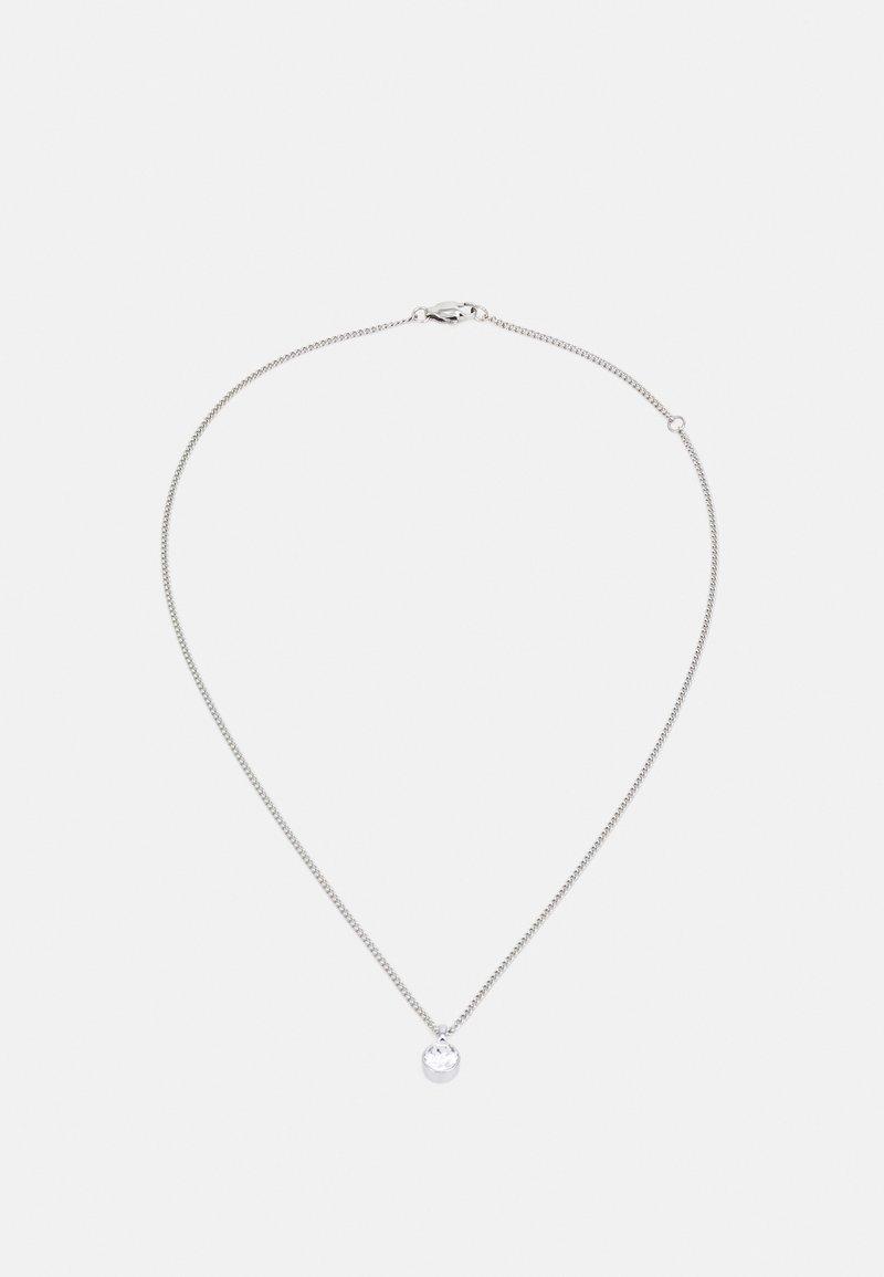 Dyrberg/Kern - JEMMA NECKLACE - Necklace - silver-coloured