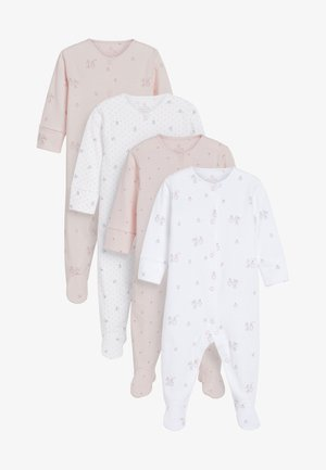 4 PACK BUNNY  - Pyjamas - pink