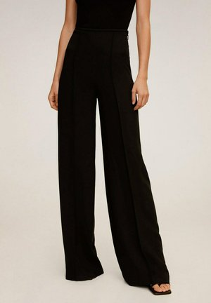 JUSTO-I - Pantalon classique - zwart