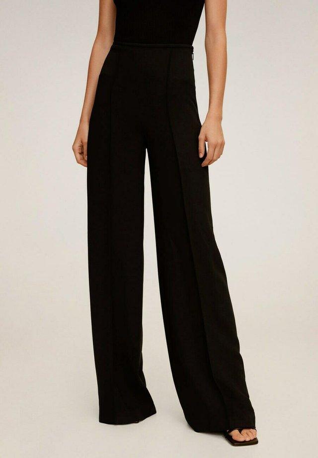 JUSTO-I - Pantalones - zwart