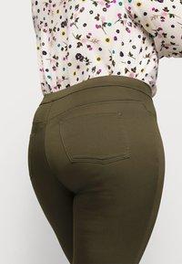 Marks & Spencer London - Jeans Skinny Fit - khaki - 3