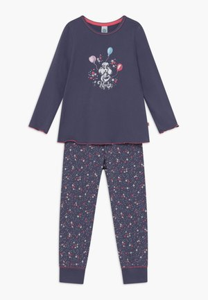 KIDS PYJAMA LONG - Pyjama set - blue indigo
