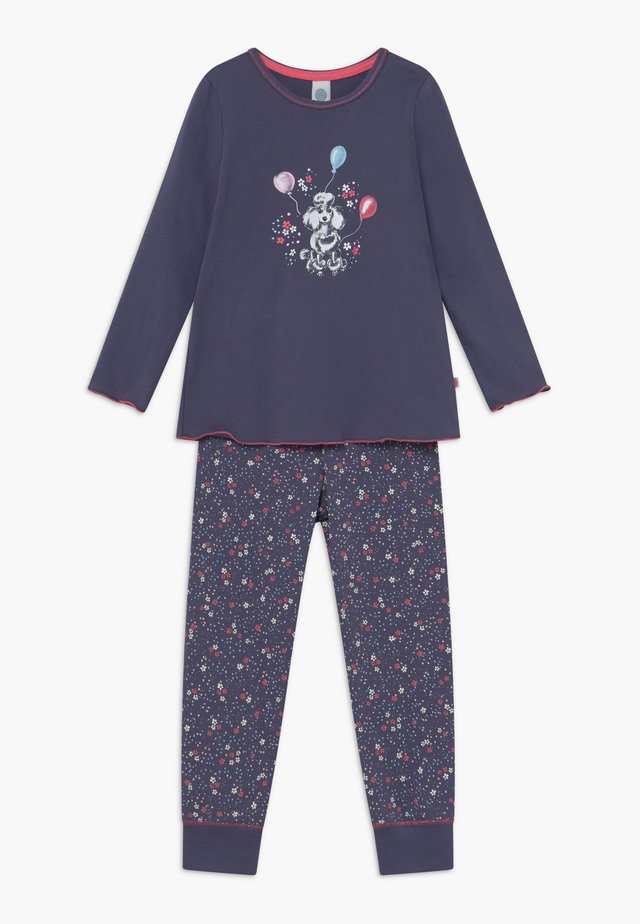 KIDS PYJAMA LONG - Piżama - blue indigo