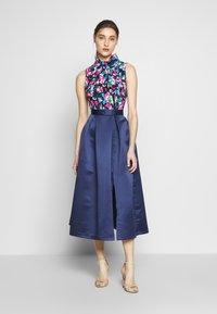 Closet - DRESS - Vestido de cóctel - navy - 0