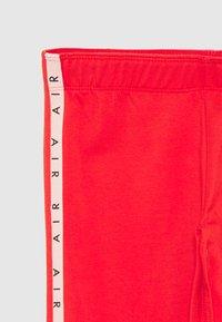 Nike Sportswear - AIR FAVORITES - Leggings - light crimson/washed coral - 3