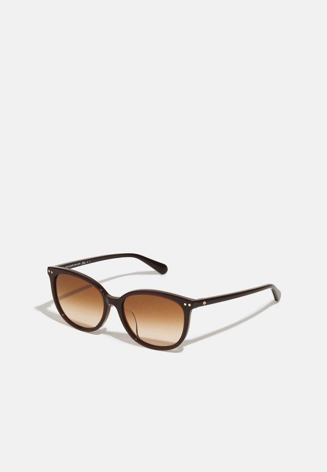 ALINA - Sluneční brýle - brown