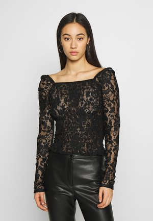VILACAN - Blouse - black