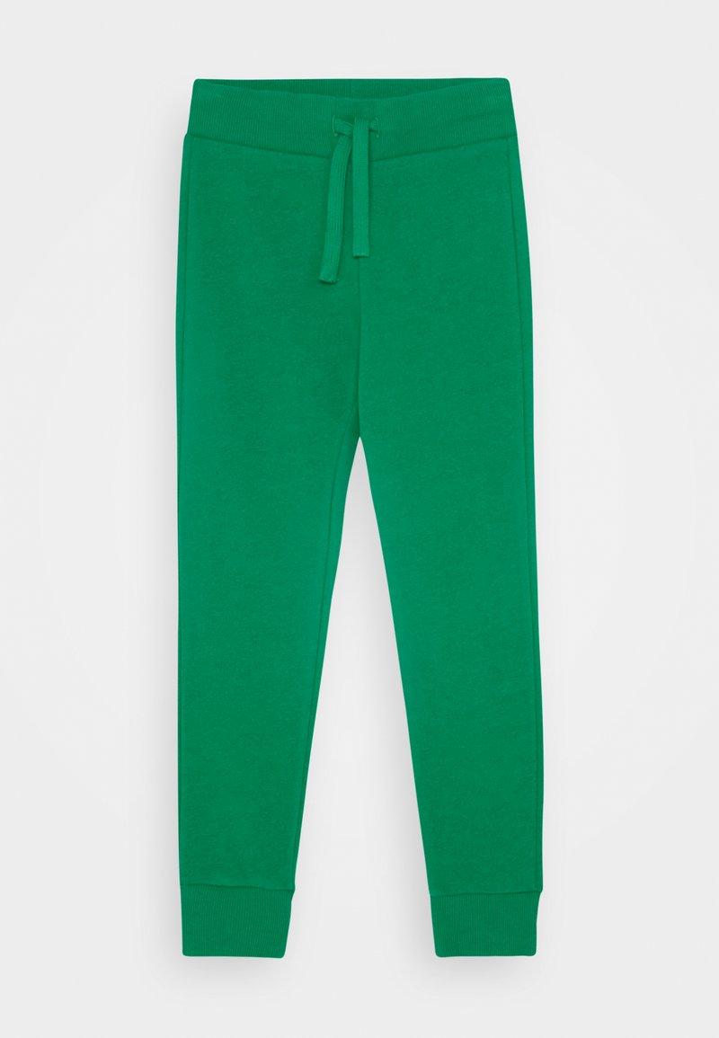 Benetton - BASIC BOY - Tracksuit bottoms - green