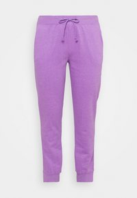 Simply Be - FASHION JOGGER - Tracksuit bottoms - violet - 0