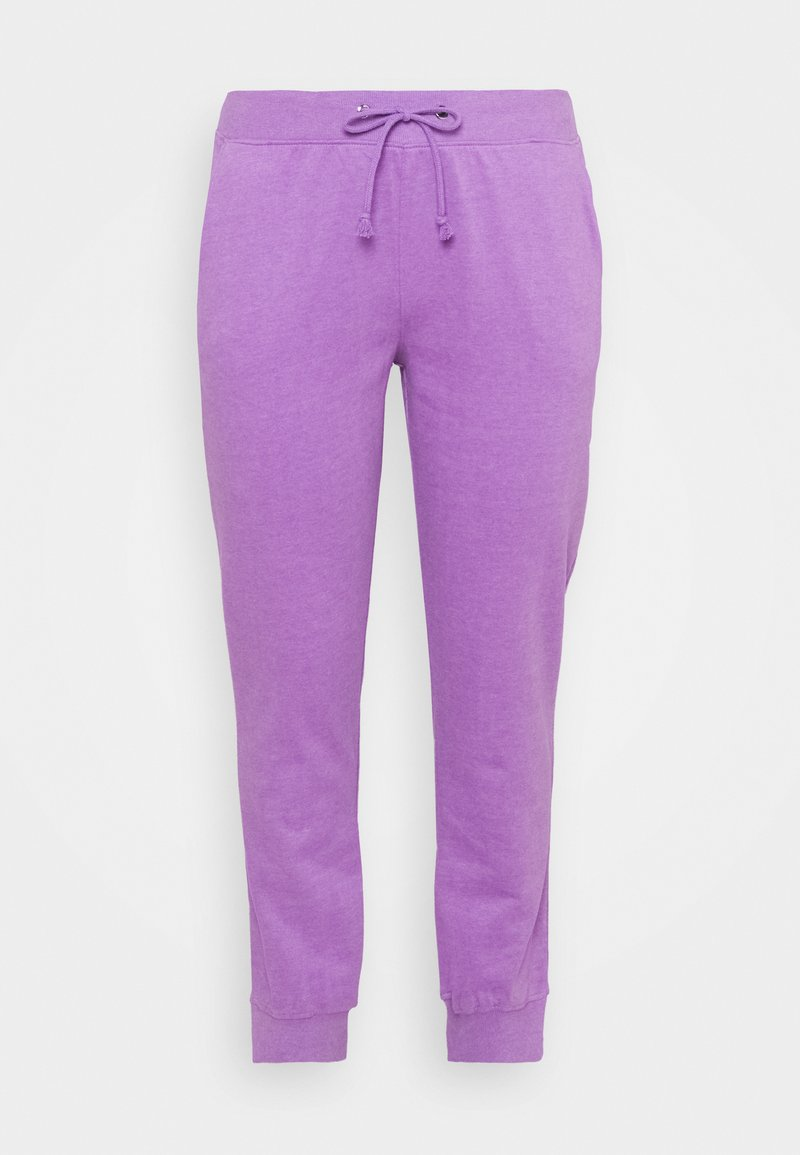 Simply Be - FASHION JOGGER - Tracksuit bottoms - violet