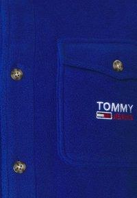 Tommy Jeans - POLAR UNISEX - Button-down blouse - providence blue - 2