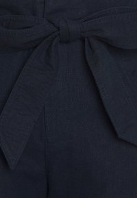 GAP - WIDE LEG SOLID - Pantaloni - true indigo