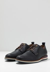 Pantofola d'Oro - FIUGGI UOMO LOW - Derbies - dress blues - 3