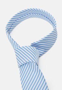Pier One - Tie - light blue/white - 2