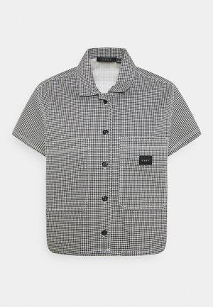CREEPER - Košile - black/white