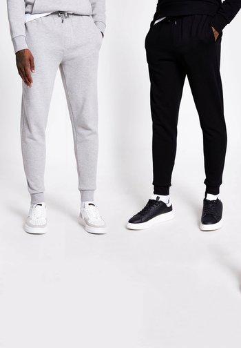 TRACKSUIT BOTTOMS  PACK - Pantaloni sportivi - black