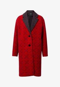 Desigual - AREN - Zimní kabát - red - 4