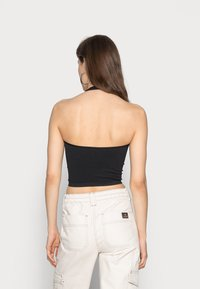 BDG Urban Outfitters - JACKIE HALTER - Top - black - 2