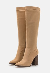 Even&Odd - High heeled boots - cognac - 2