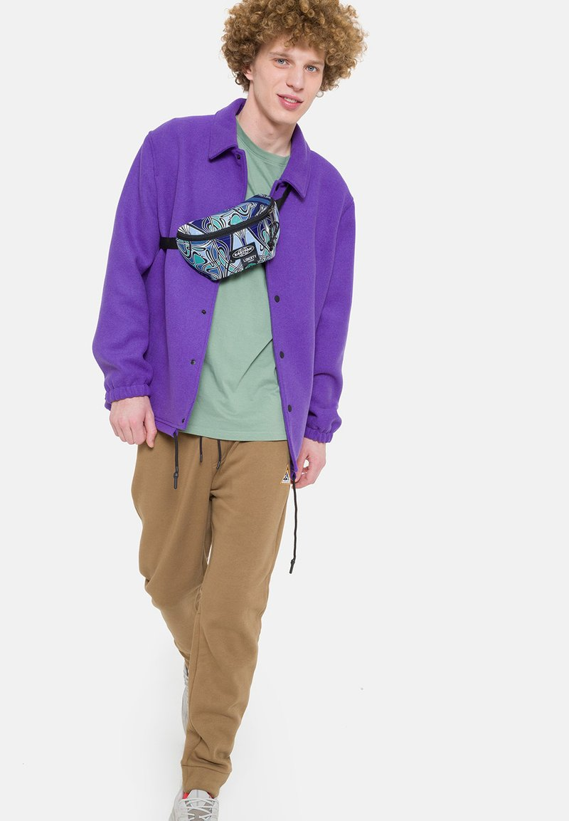 Eastpak - SPRINGER - Bum bag - liberty blue