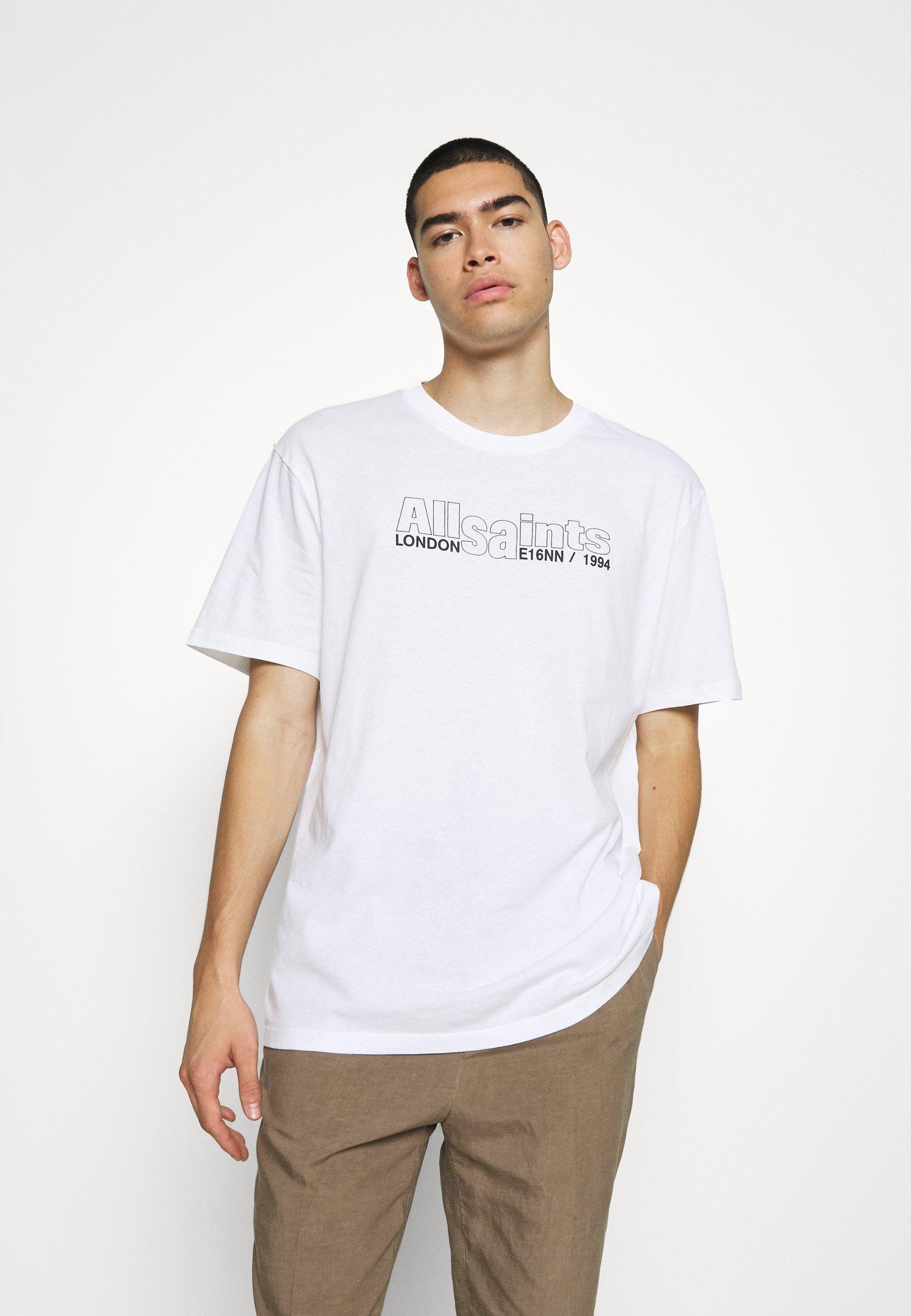 Men HOLLOWPOINT CREW - Print T-shirt