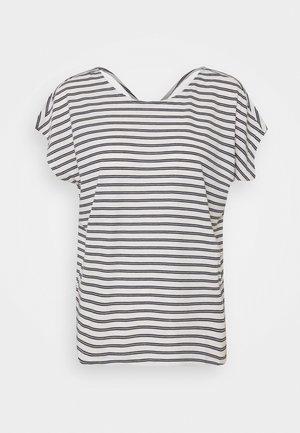 VMALONA - Camiseta básica - navy blazer/white