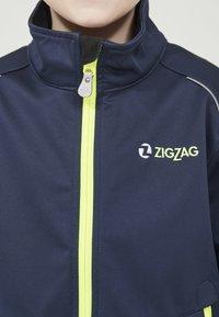 ZIGZAG - Waterproof jacket - 2048 navy blazer - 3